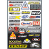 Factory Effex Sponsor Sticker Kit D-3