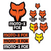 Fox Racing Track Pack Sticker Sheet