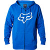 Fox Racing Legacy Foxhead Zip-Up Hooded Sweatshirt