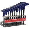 Tusk 10 Piece Hex Key Wrench Set