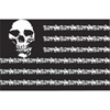 Tusk Skulls and Stripes Replacement Flag