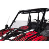 Review for Tusk UTV Hard Coated Hinged Windshield +2-inch