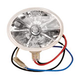 Acerbis Replacement 55W Spot Sealed Beam Assembly