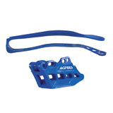 Acerbis Chain Guide and Slider Kit 2.0 YZ Blue