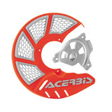 Acerbis X-Brake Mini Vented Front Disc Cover with Mounting Kit