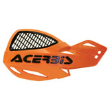 Acerbis Uniko Vented Handguards Orange