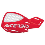 Acerbis Uniko Vented Handguards Red/White