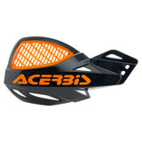 Acerbis Uniko Vented Handguards Black/Orange