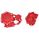 Acerbis X-Power Crankcase and Ignition/Clutch Cover Kit 2000 CR Red