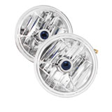 "Adjure Prizm Light Assembly - 4 1/2"" Trillient Spot Lamp"