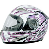 AFX FX-90 Passion Full-Face Motorcycle Helmet