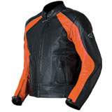 AGV Sport Breeze Leather Motorcycle Jacket