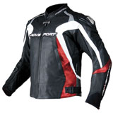 AGV Sport Photon Leather Motorcycle Jacket