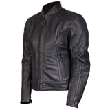 AGV Sport Topaz Leather Ladies Motorcycle Jacket