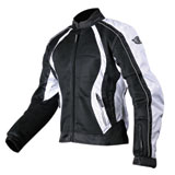 AGV Sport Women's Xena Vented Textile Motorcycle Jacket