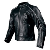 AGV Sport Lotus Leather Ladies Motorcycle Jacket