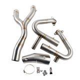 Akrapovic Stainless Steel Headpipes (No CA)