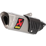 Akrapovic Evolution Hexagonal Slip-On Exhaust (NO CA)
