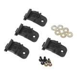 Alpinestars Tech 10 & 2005 Tech 6 Replacement Buckle Base Set