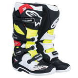 Alpinestars Tech 7 Boots 2019 Black/Red/Yellow