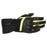 Alpinestars Valparaiso Drystar Motorcycle Gloves Black/Yellow