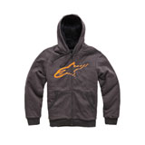 Alpinestars Round Up Zip-Up Hooded Sweatshirt