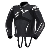Alpinestars Atem Leather Motorcycle Jacket 2015