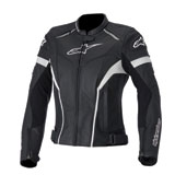 Alpinestars Stella GP Plus R Leather Ladies Motorcycle Jacket