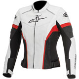 Alpinestars Women's Stella GP Plus R Perforated Leather Jacket - 2016