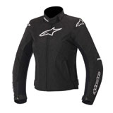 Alpinestars Stella T-Jaws Waterproof Ladies Motorcycle Jacket