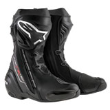 Alpinestars Supertech R Motorcycle Boots Black