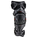 Alpinestars Fluid Tech Carbon Knee Brace Left