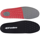 Alpinestars Tech 7 2014 and Newer Replacement Footbed Grey/Red