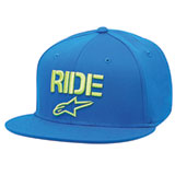 Alpinestars Ride Flat Flex Fit Hat