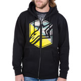 Alpinestars Disruption Zip-Up Hooded Sweatshirt