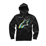 Alpinestars Glitch Zip-Up Hooded Sweatshirt