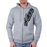 Alpinestars All Time Zip-Up Hooded Sweatshirt