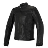 Alpinestars Brera Airflow Leather Jacket Black