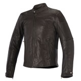 Alpinestars Brera Airflow Leather Jacket Brown