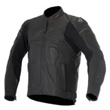 Alpinestars Core Airflow Perforated Leather Jacket Black