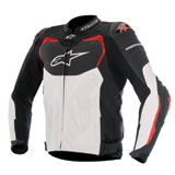 Alpinestars GP Pro Airflow Leather Jacket Black/White/Red