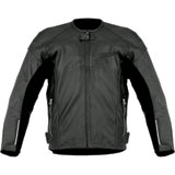 Alpinestars TZ-1 Reload Perforated Leather Motorcycle Jacket