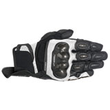Alpinestars Women's Stella SP-X Air Carbon Leather Gloves Black/White