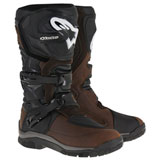 Alpinestars Corozal Adventure Drystar® Oiled Leather Boots Brown