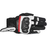 Alpinestars Rage Drystar Gloves Black/White/Red