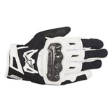 Alpinestars SMX-2 Air Carbon Gloves Black/White