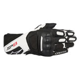 Alpinestars SP-8 Gloves Black/White