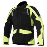 Alpinestars Andes V2 Drystar Jacket Black/Yellow