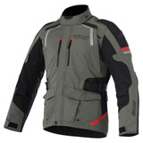 Alpinestars Andes V2 Drystar Jacket Grey/Black/Red