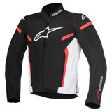 Alpinestars T-GP Plus R v2 Air Jacket Black/White/Red